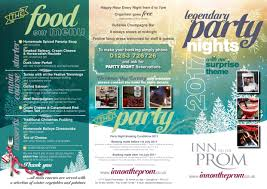 xmas party nights hotel lytham st annes the inn on the prom