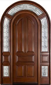 Exterior Solid Wood Doors by Solid Wood Mahogany Oval Victorian Glass With Sidelights Exterior