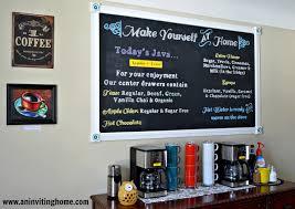 Home Bars Ideas by Cool Home Coffee Bar Ideas