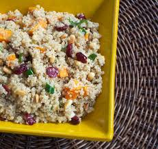 kosher for passover quinoa passover recipe sweet crunchy quinoa salad with sweet potatoes