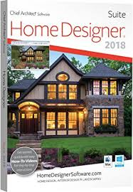 Amazon Chief Architect Home Designer Suite 2018 DVD