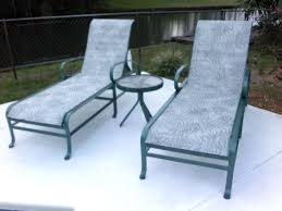 Patio Furniture Sling Replacement Pool Furniture Fabric Sling Replacements In Florida