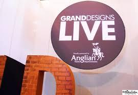 Home Design Show Nec Grand Designs Live Part One Eliston Button