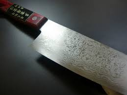 japanese damascus kitchen knives japanese kitchen knife damascus vg10 stainless steel gyutou knife