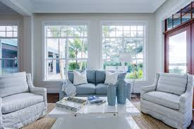 Coastal Living Room Chairs Coastal Interior Design Guide Pineapples Palms