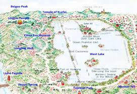 Suzhou China Map by Hangzhou Travel Tours Attractions Weather Hotels U0026 Maps