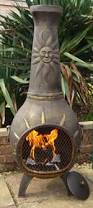 Bronze Cast Iron Chiminea Buy The Soleil Castmaster Tm Cast Iron Chiminea Online From The