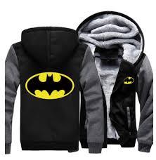 aliexpress com buy us size men women jackets batman