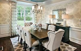 polster stühle esszimmer esszimmer gestalten traditioneller stil mit zeitgenössischen akzenten
