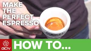 how to make the perfect espresso youtube