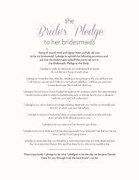 little black dress bachelorette party invitations the bride u0027s pledge to her bridesmaids ultimate bridesmaid