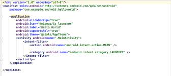 android label 1 1 create your android app android developer