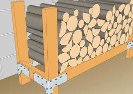 How To Make Wooden Shelving Units by How To Build A Workbench Or Shelving Unit For Your Garage Or Shed