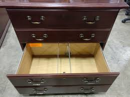 Wooden Lateral File Cabinet by Affordable Used Filing Cabinets U0026 Office Storage Products In