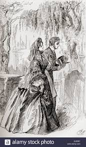 estella and pip illustration by harry furniss for the charles