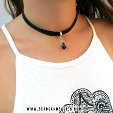 choker necklace diy images Diy how to make a choker necklace jpg