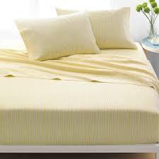 marimekko juuri white yellow full sheet set marimekko