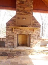 outdoor fireplaces builder specialties inc