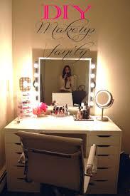best 25 diy vanity mirror ideas on pinterest makeup incredible
