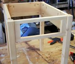shaker end table plans free end table plans for woodworking beginner to be built with kreg jig