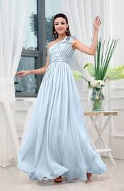 bridesmaid dresses for pin ice blue color princess