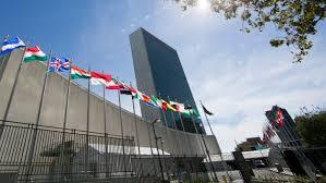 siege des nations unis manifestation des guinéens des usa devant le siège des nations unies