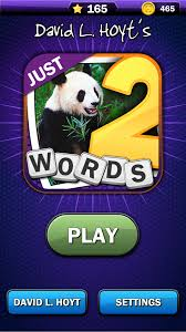 just 2 words android apps on google play