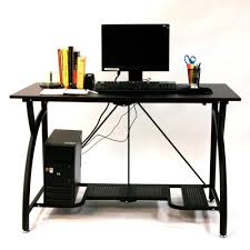 Sturdy Computer Desk Origami Folding Computer Desk