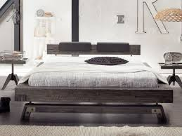 chambre acacia lit stabil en acacia massif hasena fabricant suisse meuble pour la