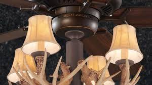 Deer Antler Ceiling Fan Light Kit Deer Antler Ceiling Fan Light Kit Awesome Fantastic Modern Design