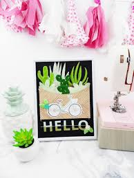 home decor sewing blogs cactus home decor with the stitch happy we r memory keepers blog