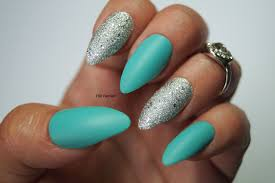 pastel blue stiletto nails nail designs nail art stiletto nails