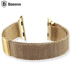 band gold apple metal band 42mm 38mm steel and gold