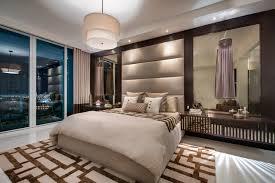 chambre de luxe design paramount bay miami contemporain chambre miami par luxe