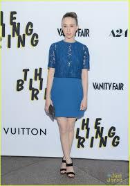 Vanity Fair Bling Ring Claire Julien U0026 Taissa Farmiga U0027bling Ring U0027 L A Premiere Photo