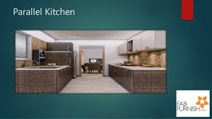 parallel kitchen design modular kitchens choosing the best modular kitchen design for your u2026