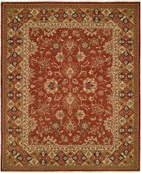 Area Rug Pattern Melbourne 9x12 Knotted Style Wool Area Rug Pattern
