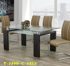 Great Selection Dining Furniture Montreal Furniture City - Glass top dining table montreal
