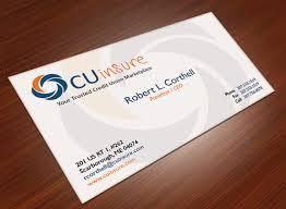Business Card Credit Phd Portfolio Credit Union Insurance Logo U0026 Business Card Design