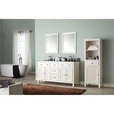 Standard Mirror Sizes For Bathrooms Bathrooms Design Avanity Hamilton Inch Double Wayfair Bathroom