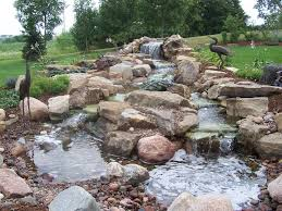 Best Waterfall Images On Pinterest Waterfall Design Backyard - Backyard waterfall design