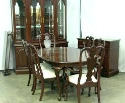 used dining room sets ethan allen dining room tables paint dining room table awesome paint