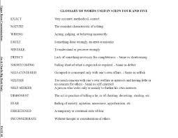 step four worksheets worksheets