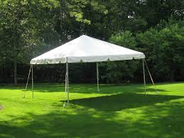 rental party tents 10 x 10 event tent all white event rentals klamath falls