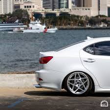 bagged lexus is250 seversky