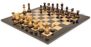 Designer Chess Sets by The Chess Store