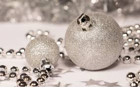 images of silver ornaments wallpaper sc