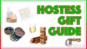hostess gift guide 2014
