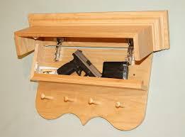 Plans For Gun Cabinet Hidden Gun Cabinet Furniture Plans Storage Secret Compartment For