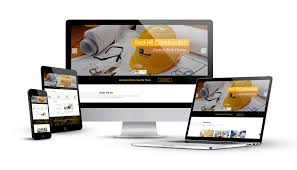 website development for home improvement contractors